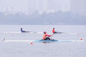 Đua thuyền Việt Nam hướng tới SEA Games 31: Vượt khó giữ vững thành tích