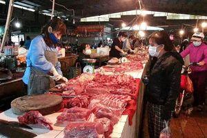 Giá thịt lợn hơi tăng nhẹ so với tuần trước