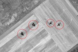 Bốn F-16 Thổ Nhĩ Kỳ xuất hiện tại Azecbaijan để trình diễn hay không kích?