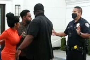 Cardi B la hét với cảnh sát