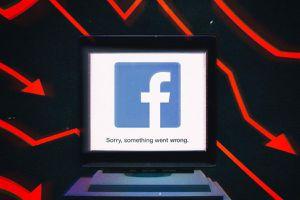 Facebook đang gặp lỗi lạ