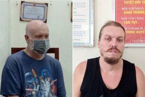 Mỹ đưa chuyên cơ đặc biệt 'đón' 2 tội phạm nguy hiểm tại Nội Bài
