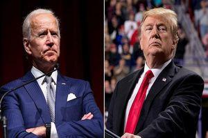 'Bóng ma 2016' tái sinh đe ứng viên Biden... Đảng Dân chủ lại thua?