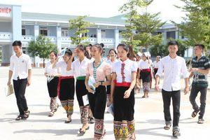 Nghệ An tiếp tục rà soát, quy hoạch lại các trường phổ thông Dân tộc nội trú