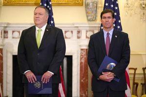 Mỹ củng cố thông điệp chống Trung Quốc