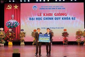 'Bảo Việt - Vì người Việt', chắp cánh tương lai cho sinh viên ngành Tài chính - Bảo hiểm