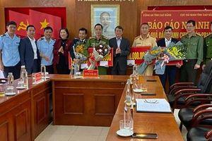 Cục Hải quan Cao Bằng bắt giữ đối tượng vận chuyển 25 bánh heroin