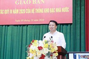 Đẩy nhanh tiến độ thực hiện các nhiệm vụ trọng tâm của hệ thống Kho bạc Nhà nước năm 2020
