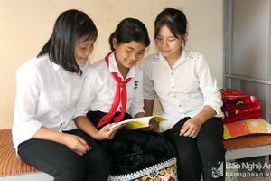 Nghệ An sẽ rà soát, quy hoạch lại các trường phổ thông dân tộc nội trú phù hợp