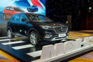 MG HS ra thêm bản mới trước khi chuyển sang nhập khẩu từ Thái Lan