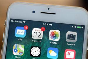 5 cách sửa lỗi iPhone không có tín hiệu di động