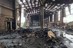 Bắc Ninh: Nổ lò hơi trong xưởng sản xuất giấy, 2 người thương vong