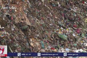 Bãi rác Nam Sơn (Hà Nội) hoạt động trở lại
