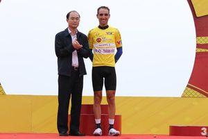 Giải đua xe đạp VTV Cúp Tôn Hoa Sen 2020: Loic Desriac (Bike Life Đồng Nai) bảo vệ thành công áo vàng