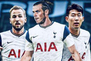Đội hình dự kiến Tottenham gặp Burnley: Bale lần đầu đá chính?