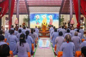 Hà Nội : Chùa Hòa Phúc tổ chức khóa tu 'Sứ giả Như Lai'