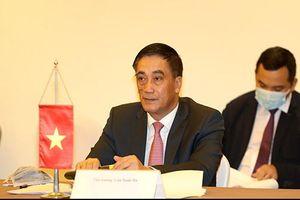 Việt Nam và Hoa Kỳ thúc đẩy hợp tác tài chính
