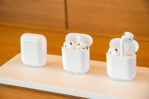 Apple thiết kế lại AirPods
