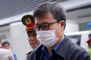 Cựu sếp BIDV khai bị ông Trần Bắc Hà gây sức ép