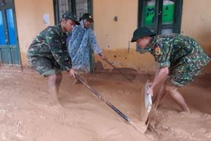 Ngành giáo dục Quảng Trị thiệt hại gần 100 tỷ đồng do lũ