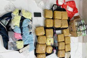 Khen thưởng lực lượng phá đường dây ma túy xuyên quốc gia