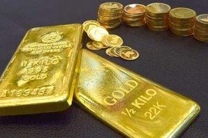 Giá vàng hôm nay 27/10: Vàng nội tăng nhẹ 50.000 đồng