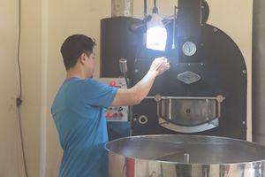 Chế biến cà phê sạch, nâng giá trị sản phẩm