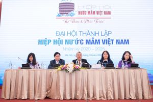 Thành lập Hiệp hội Nước mắm Việt Nam là rất cần thiết