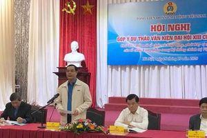 Đóng góp ý kiến tâm huyết cho văn kiện Đại hội XIII của Đảng
