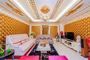 Đọ biệt thự 'dát vàng' hoành tráng của sao Việt