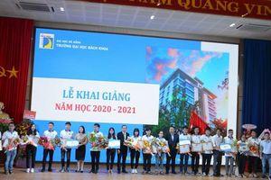 3.200 tân sinh viên Trường ĐH Bách khoa (ĐH Đà Nẵng) khai giảng năm học mới