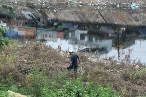 Vụ nữ sinh Học viện Ngân hàng mất tích bí ẩn: 'Xới tung' bờ sông Nhuệ tìm kiếm tung tích