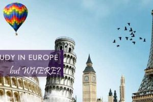 Du học châu Âu: Một lựa chọn, 48 quốc gia công nhận chất lượng, giá trị văn bằng