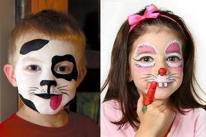 Điểm danh những cách hóa trang Halloween cho bé gái, bé trai dễ thương nhất