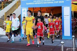 Sông Lam Nghệ An ký hợp đồng 3 năm với đội trưởng Hoàng Văn Khánh