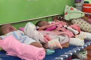 Thời tiết giao mùa, nhiều người già, trẻ nhỏ nhập viện do bệnh hô hấp