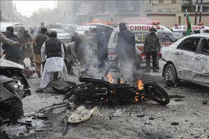 Nổ bom tại một trường Hồi giáo ở Pakistan, ít nhất 7 người thiệt mạng