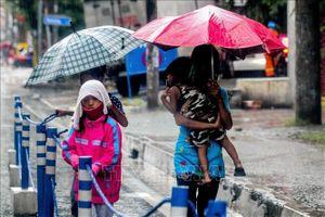 Lào sẵn sàng ứng phó sau khi bão số 9 quét qua Việt Nam