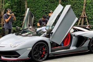 Lamborghini Aventador thứ 10.000 về tay chủ nhân tại Thái Lan