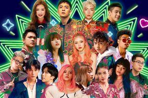 ICD, Pháo, Rich Choi (King of Rap) và dàn ca sĩ đình đám đổ bộ đêm nhạc Làn Sóng Xanh Party 2020