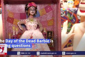 Búp bê thần chết Barbie đắt khách ở Mexico