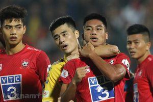 VFF phạt nặng cầu thủ Sài Gòn FC và Hải Phòng vì hành vi xấu xí