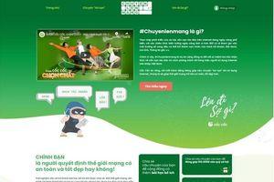 Khởi động chiến dịch hướng đến môi trường an toàn trên Internet