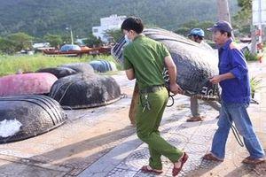 Công an Đà Nẵng ứng trực 100%, khẩn cấp giúp dân chống siêu bão