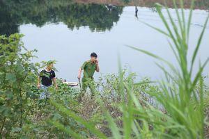 Tìm thấy thi thể nữ sinh mất tích ở huyện Thường Tín trên sông Nhuệ