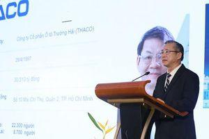 CEO Thaco: 'Cần phát triển BĐS công nghiệp theo mô hình khu công nghiệp chuyên ngành để hút NĐT'