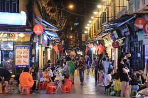 Hà Nội sẽ giới thiệu các sản phẩm gắn với phát triển kinh tế đêm