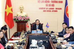 Thông qua nhiều tuyên bố về lao động, phát triển nguồn nhân lực tại ASEAN