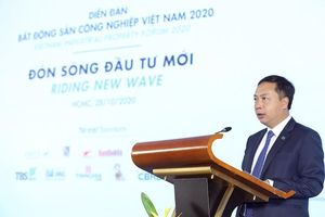 Bất động sản Việt Nam đón 'đại bàng' đổ bộ