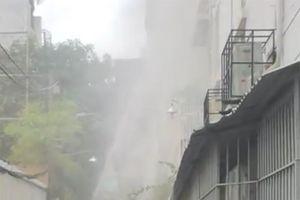 Người chết cháy trong căn nhà ở Phú Nhuận nghi bị cướp sát hại